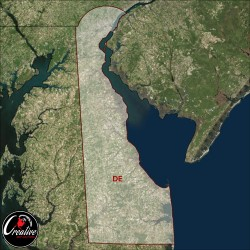 High Resolution Aerial Photographs for Delaware