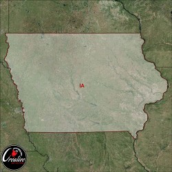 High Resolution Aerial Photography for Iowa