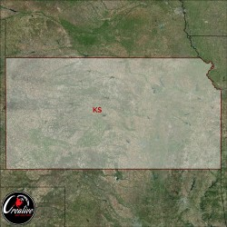 High Resolution Aerial Photography for Kansas