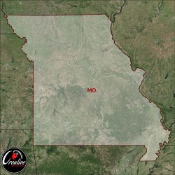 High Resolution Aerial Photography for Missouri