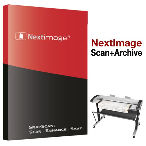 NextImage Scan and Archive Software- Full Version